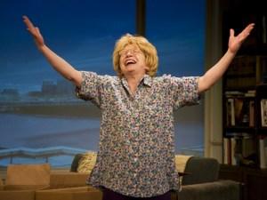 Debra Jo Rupp in 'Becoming Dr. Ruth' (Broadway.com)