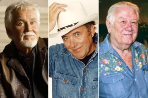 Kenny Rogers, Bobby Bare, Cowboy Jack Clement, Country Music Association