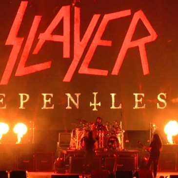 Slayer in Concert