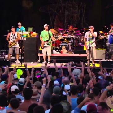 Slightly Stoopid in Concert