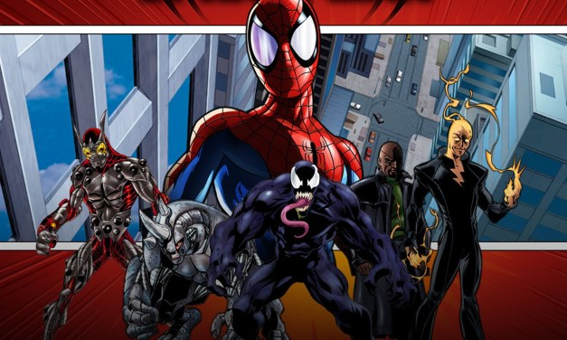 Retrospectiva Aracnida #5: Ultimate Spider-man (GC, PS2, Xbox, GBA, NDS, PC)