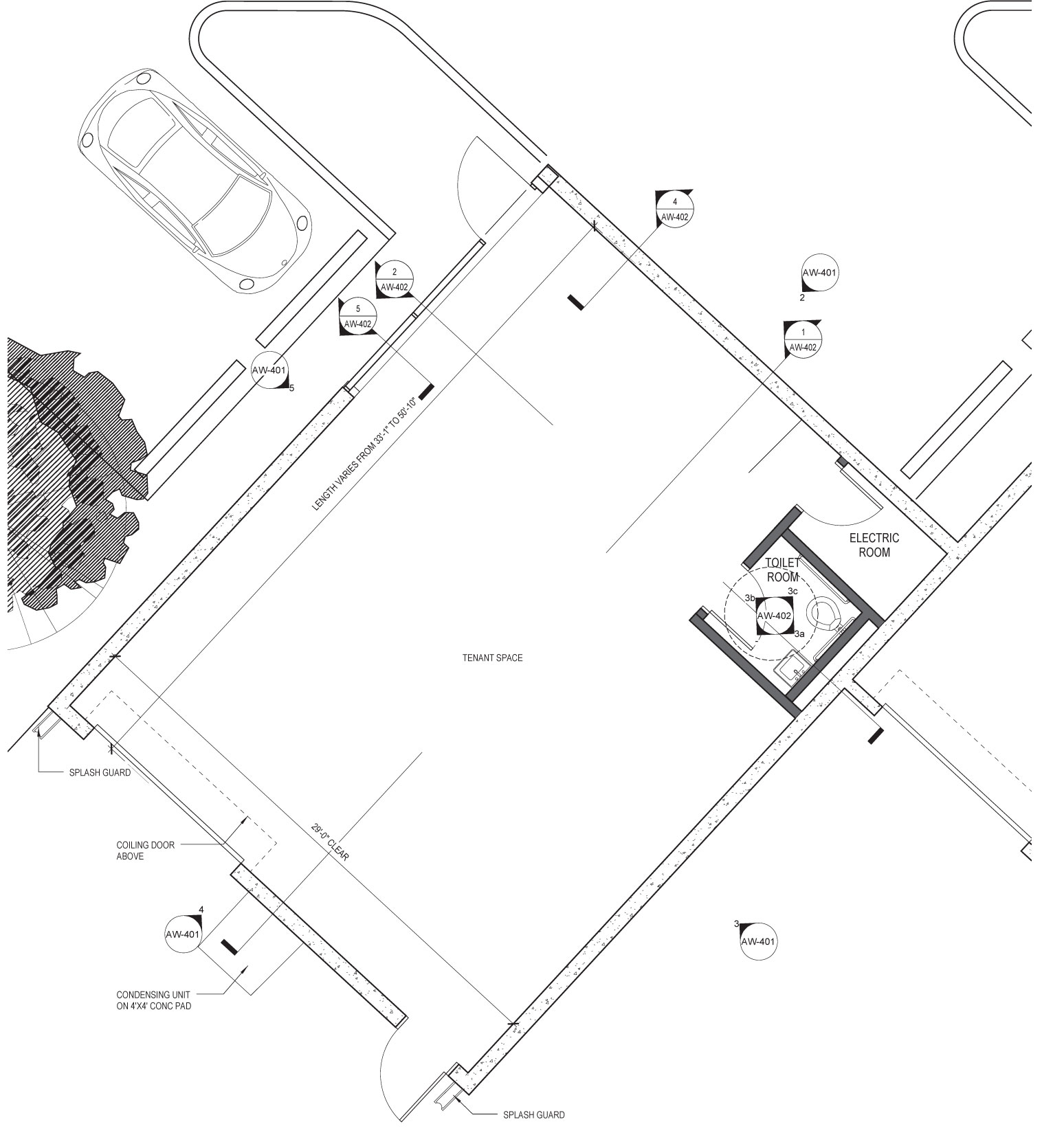 PLANS WAREHOUSE
