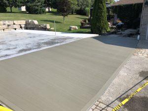 home capital concrete finishing
