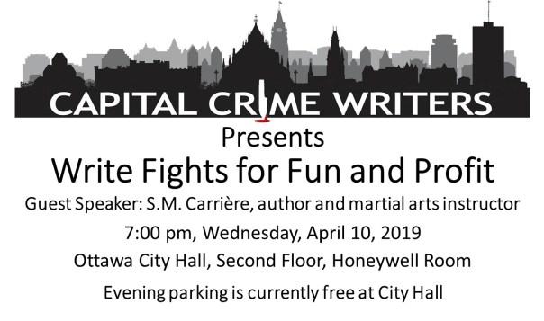 Capital Crime Writers