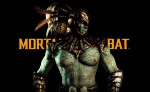Mortal Kombat 11 revela a Kotal Kahn