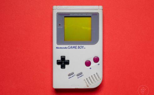 30 años Game Boy