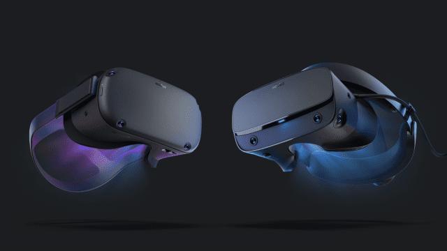 Oculus Rift S y Quest ya están en preventa