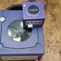 Mira un GameCube Mini funcional