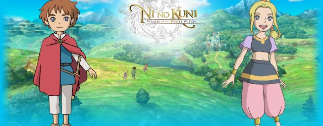 Ni no Kuni:  Wrath of the White Witch Remastered presenta su tráiler de lanzamiento