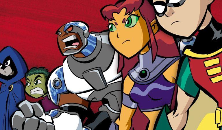 Los Teen Titans se enfrentarán contra los… ¿Teen Titans?
