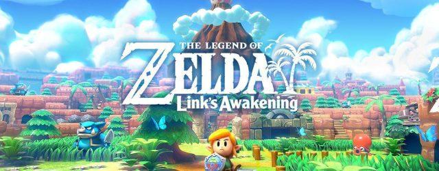 Chécate el tráiler de lanzamiento de TLOZ: Link's Awakening