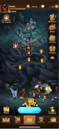 AFK Arena Un RPG móvil con buena estrategia  - Capital Gaming