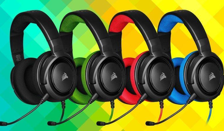 Estos son los nuevos auriculares de Corsair