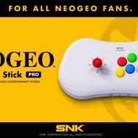 SNK reveló la lista de los juegos que incluirá el Neo Geo Arcade Stick Pro