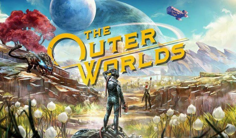 The Outer Worlds presenta tráiler con gameplay