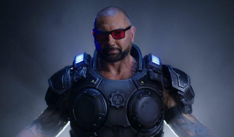 """¡Batista llega a Gears 5! """"¡Ya era hora!"""", exclamó la superestrella"""