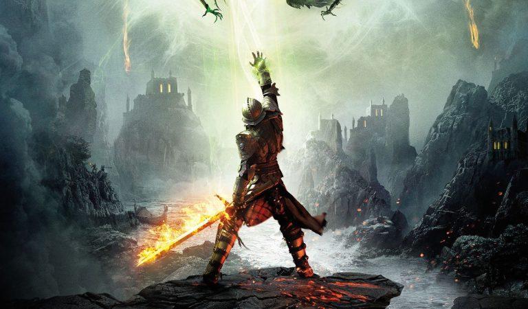 Podría haber noticias de Dragon Age el próximo mes