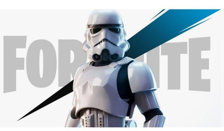 Llegará un nuevo skin de Star Wars para Fortnite
