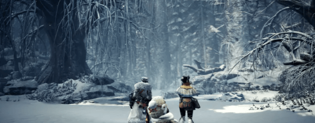 Ya disponible en PC: Monster Hunter World: Iceborne