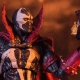 Vistazo completo a Spawn en Mortal Kombat 11