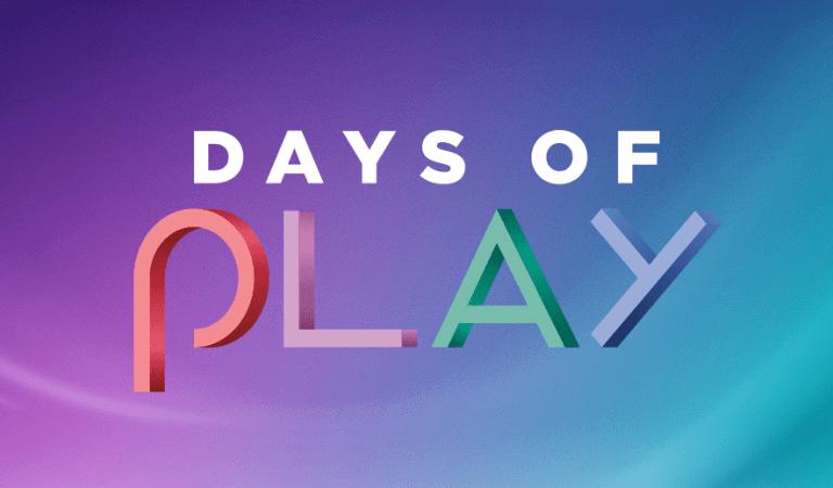 Mañana comenzará Days of Play con grandes promociones y descuentos