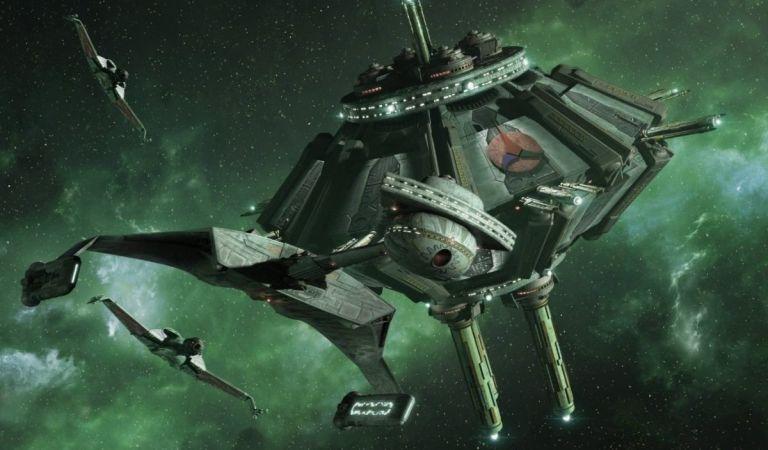 Anuncian Star Trek Adventures: The Klingon Empire Core Rulebook