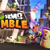 Anunciaron un nuevo Battle Royale: Worms Rumble
