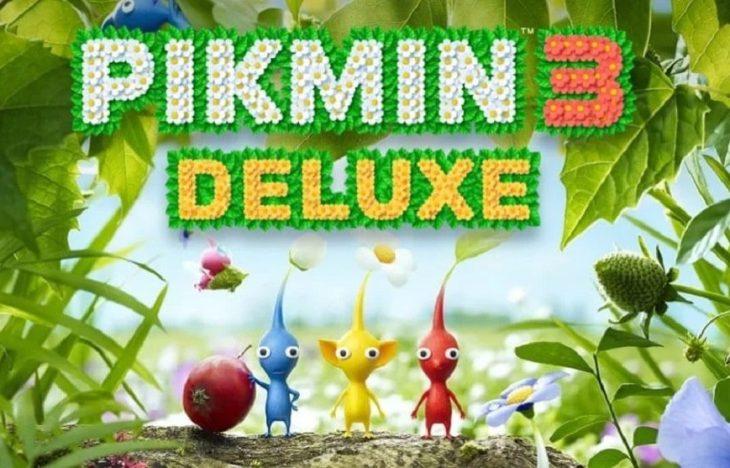 Pikmin 3 Deluxe llegará a Nintendo Switch
