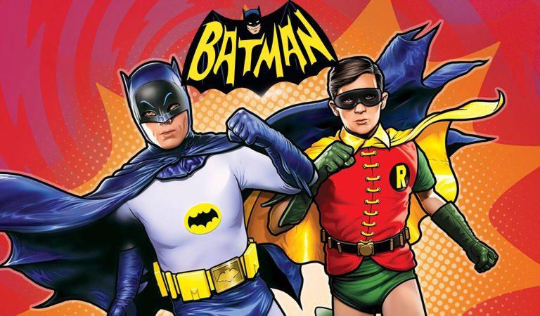 [Editorial] Los 5 coleccionables más raros de Batman del '66