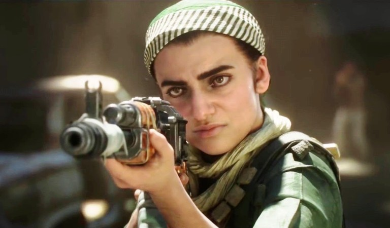 Una nueva heroína llega a Call of Duty: Modern Warfare temporada seis