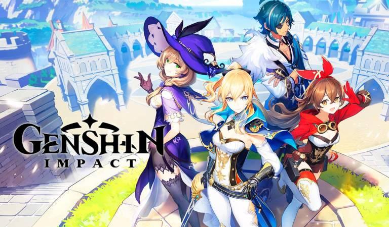 Genshin Impact ya está disponible de manera gratuita