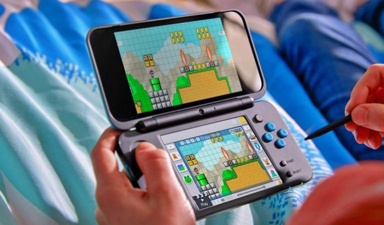 Nintendo descontinuó su consola 3DS