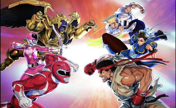 RUMOR | Street Fighter y Power Rangers: Battle for the grid tendrian crossover