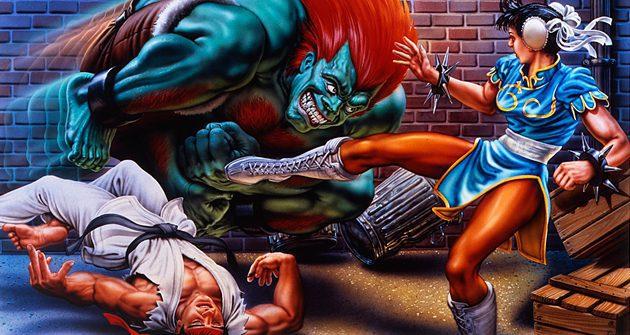 Llegará un documental de Street Fighter II