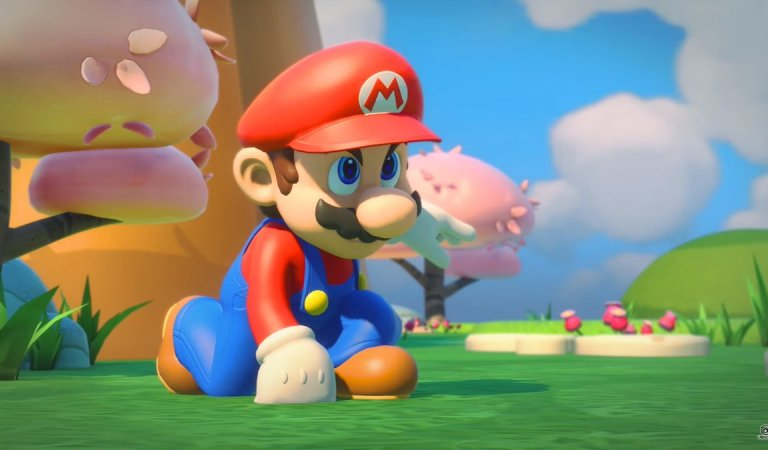 La película de Super Mario llegaría en el 2022