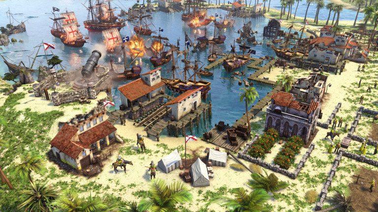El próximo 15 de octubre llega Age of Empires III: Definitive Edition