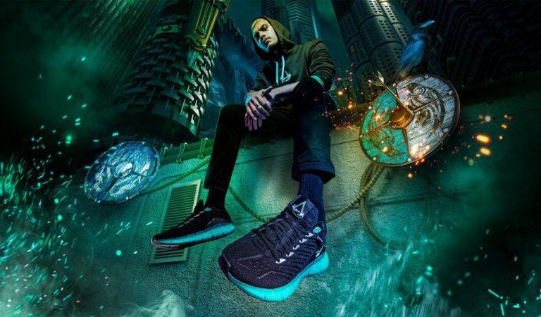 Reebok lanza sneakers inspirados en Assassin's Creed Valhalla