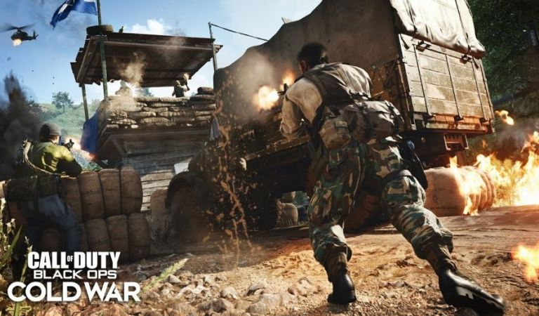 Revelan un nuevo tráiler de Call of Duty: Black Ops Cold War