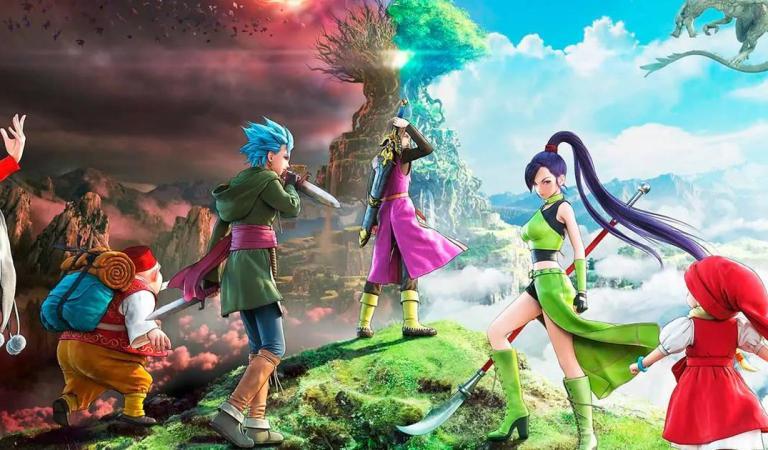 Una demo de Dragon Quest XI estaría por llegar