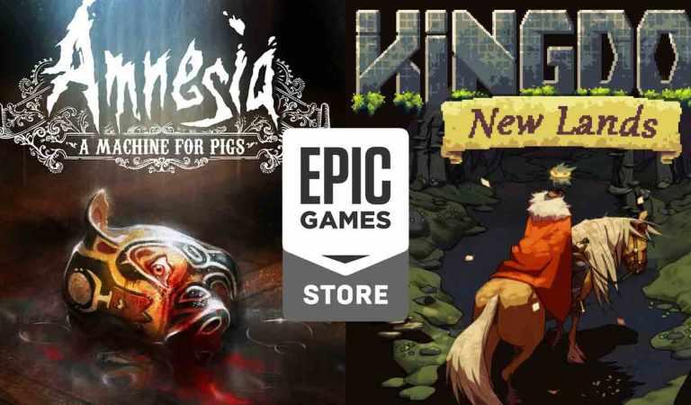 Dos juegos de terror llegan gratis a Epic Games Store