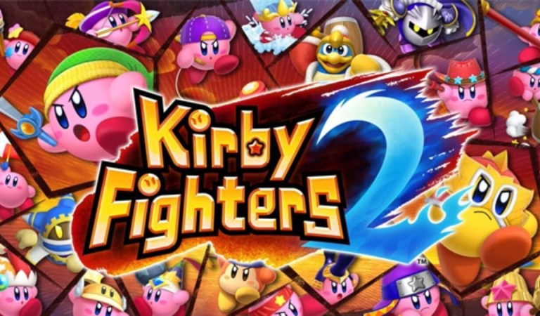[RESEÑA] Kirby Fighters 2