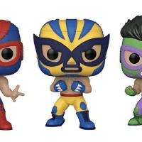 """Filtran la colección """"Marvel Lucha Libre"""" de Funko POP"""