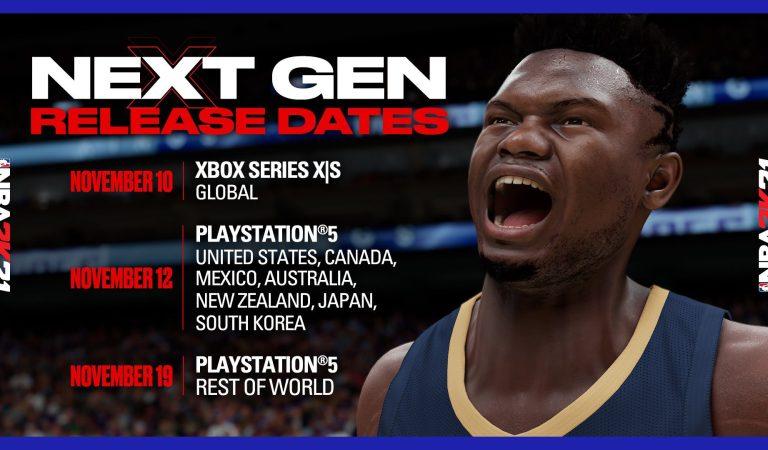 [VIDEO] Gameplay de NBA 2K21 para la siguiente generación de consolas