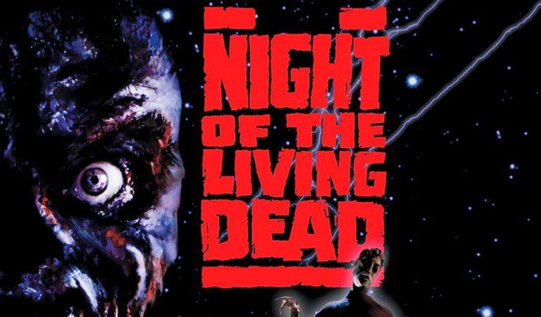 """Cinco Curiosidades de """"La noche de los muertos vivientes"""""""