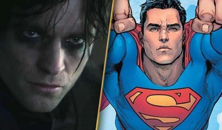 """Foto del set de """"The Batman"""" revela la existencia de Superman"""
