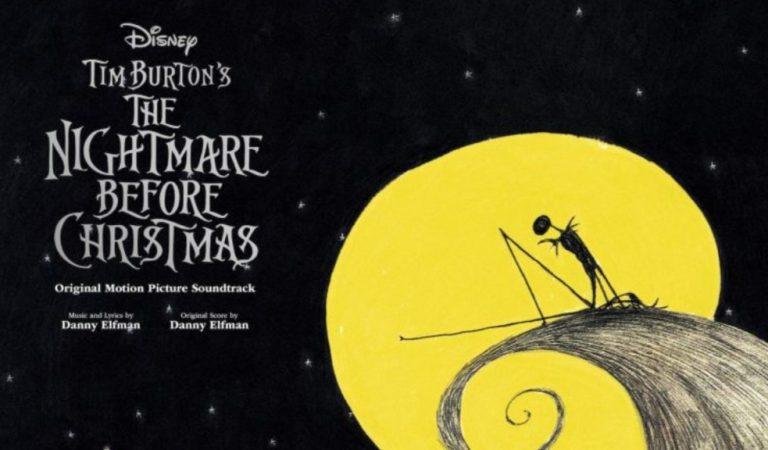 Anuncian vinyl limitado de The Nightmare Before Christmas.