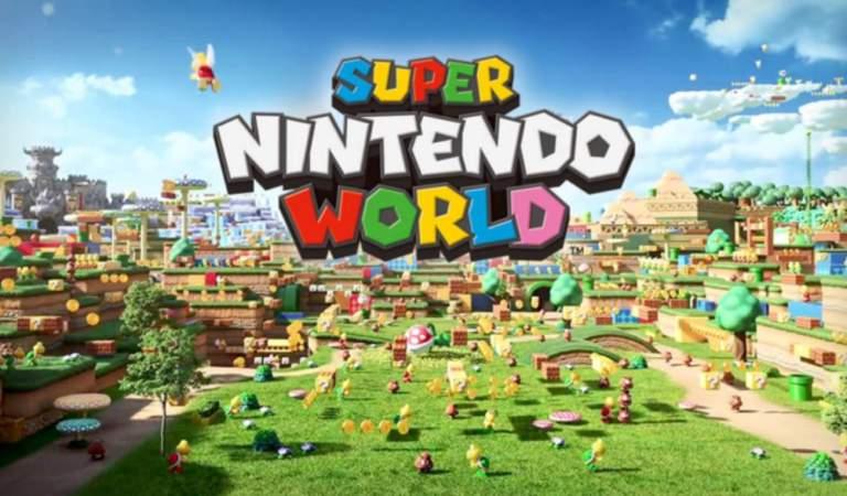 Ya tendría fecha la apertura de Super Nintendo World en Japón