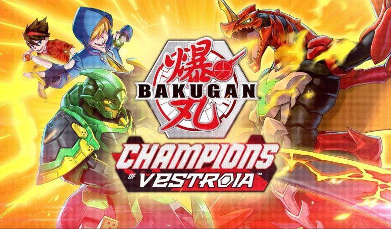 [ENTREVISTA] Bakugan: Champions of Vestroia