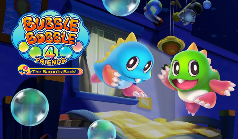 [RESEÑA] Bubble Bobble 4 Friends: The Baron is Back