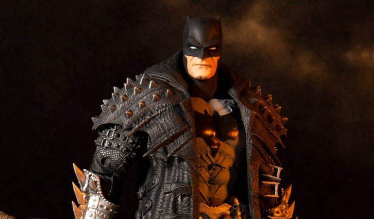 Dark Nights: Death Metal llega a Mcfarlane Toys